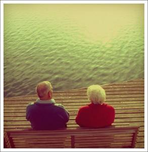 seniorenbetreuerin, seniorenpflege