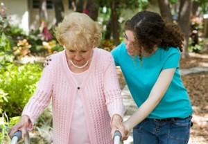 senioren, invaliden